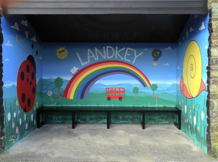 Landkey Bus Shelter